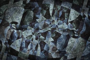 Confetti Fossil by MichaelFaber