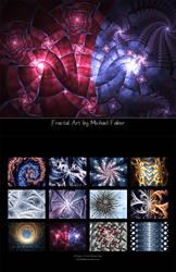 Fractal Calendar by MichaelFaber