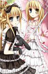 ::Hazumi and Hazuki::