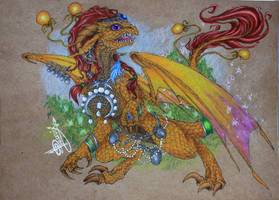 Magic Dragon by David-LaCroix