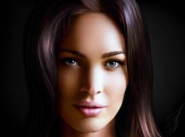 Megan Fox by youtuneo
