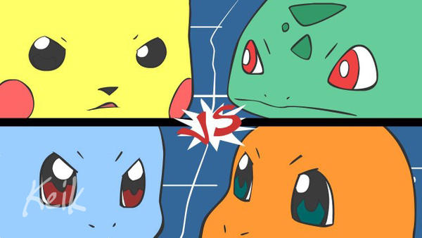 Pokemon Tag Battle by laneord