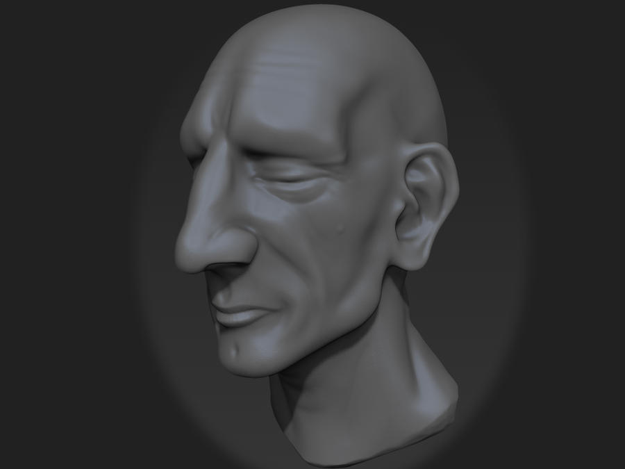 11-18-12 2hour Speed Sculpt by Rafferty-Eggleston