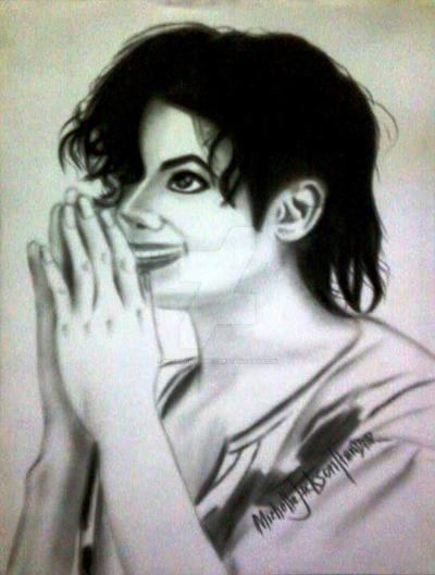 Michael Jackson by MichiruPLANET