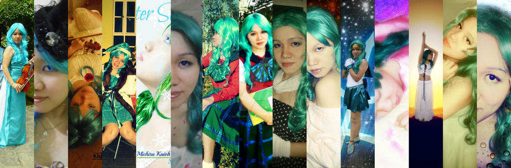 Princess Neptune/Sailor Neptune/Michiru Kaioh by MichiruPLANET