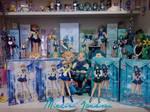 Sailor Uranus and Sailor Neptune