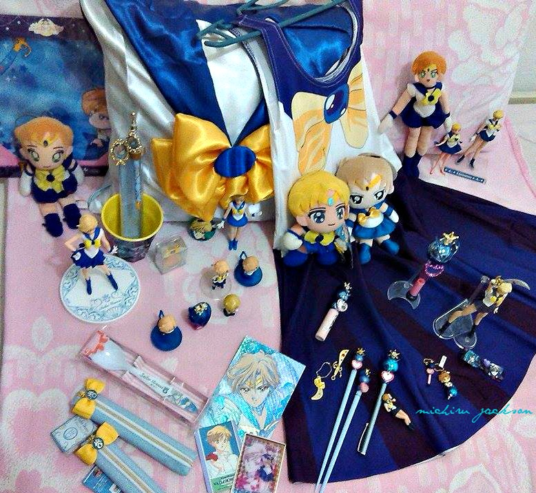 Sailor Uranus Collection by MichiruPLANET