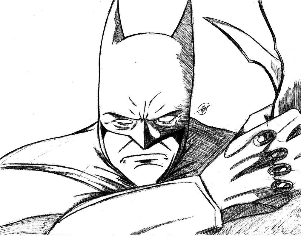 Batman Dibujo 001 by nukenukeo on DeviantArt