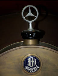 Benz Gaggenau by vw1956stock