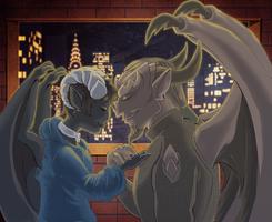 Last Nights Kiss by kozispoon