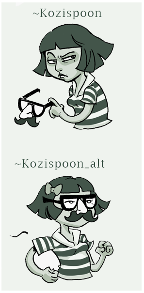 Hup by kozispoon