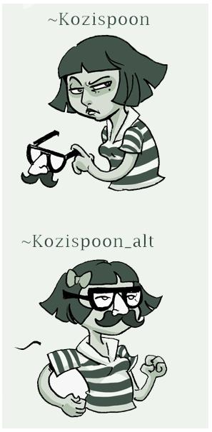 Hup by kozispoon