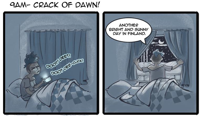 Hourly Comics Day 2014-04 by kozispoon