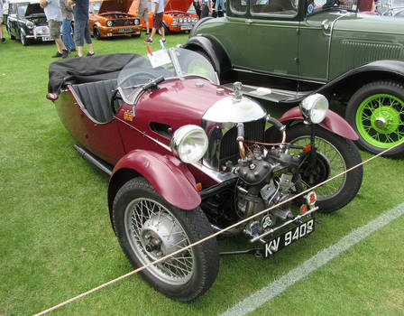 1934 Morgan