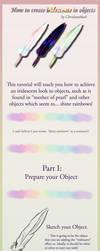 How to Create Iridescence... by Chrishankhah