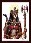 Sekhmet of Sanagis