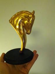 Horse Trophy (Prototype) by Nexus20