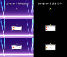LHR and LH4074 Logon For W7