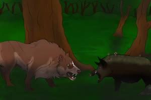 #2 Beast Hunt