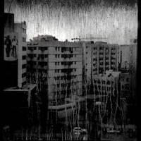 Dripping Windows I by ABXeye