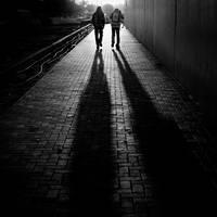 Long Restless Walk by ABXeye