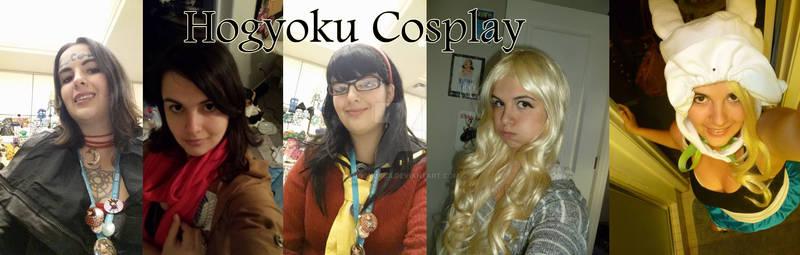 Hogyoku Cosplay Selfie Banner