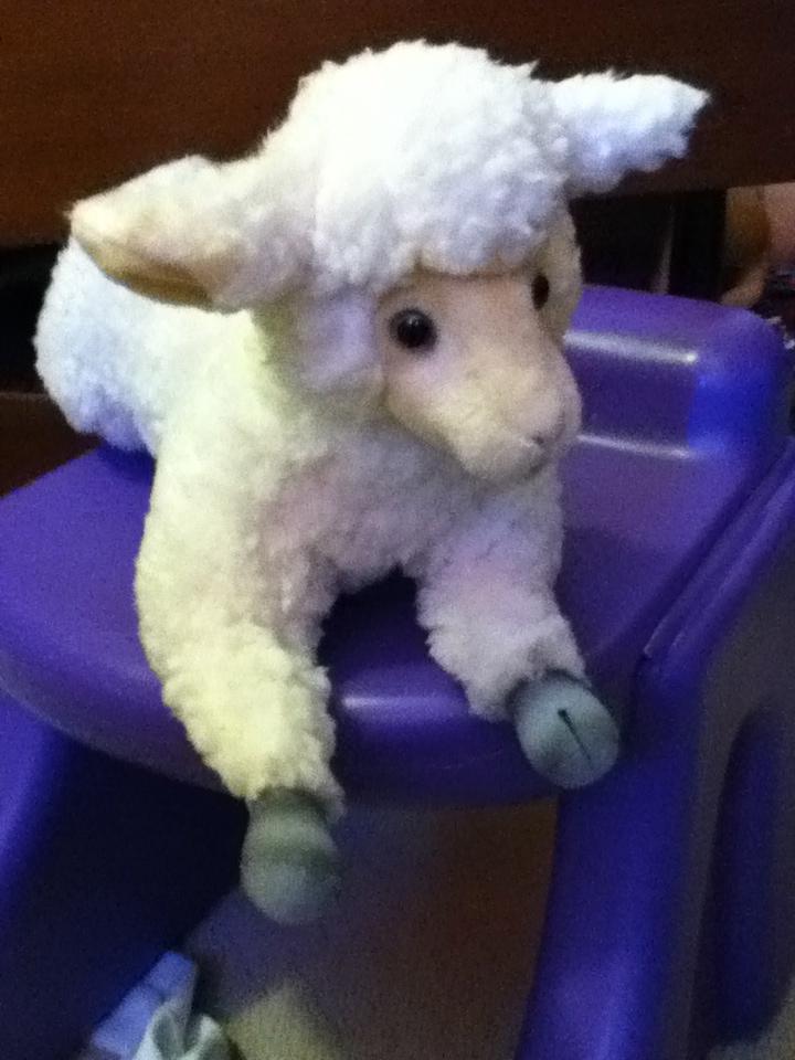 Sheep by ipodsaysrawr
