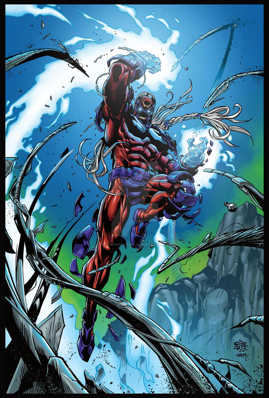 Age Of Apocalypse Magneto