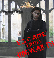 Escape From Hogwarts Movie Poster