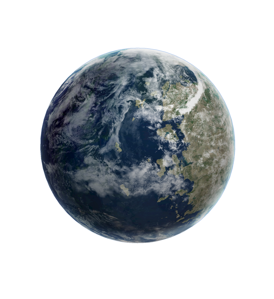 Water World Planet