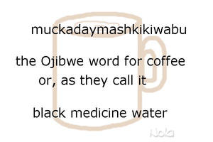 Black Medicine Water
