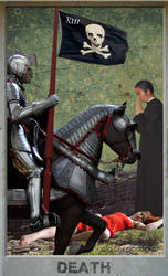 Tarot Death by Nolamom3507