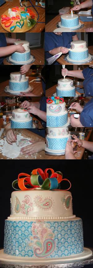 Birth of a Cake