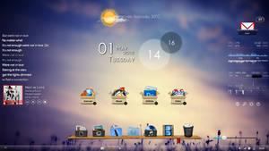My Desktop - May 2012