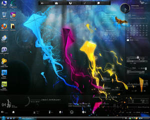 Vista Desktop Screenshot III