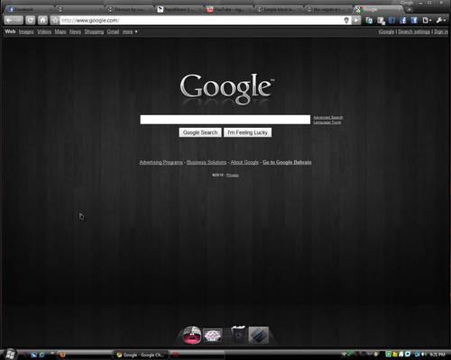 Google Skinned