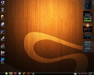 Win7ows Desktop Screenshot III