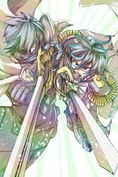 Chrom and Itsuki