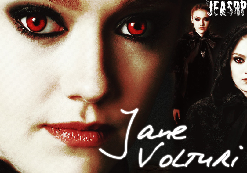 Jane Volturi by JeasrpPs on deviantART