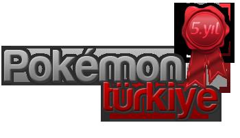 Pokemon Turkiye 5th Year Logo by JeasrpPs