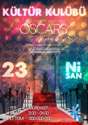 The Oscars Party Poster