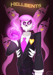 Mystery Skulls -Hellbents- by CutieWinterSnow