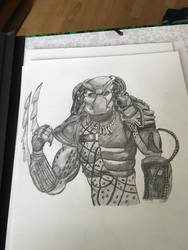 Predator by JazzyB47