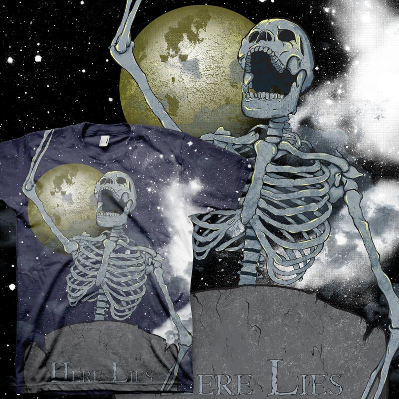 Resurrected Abomination by nomhak