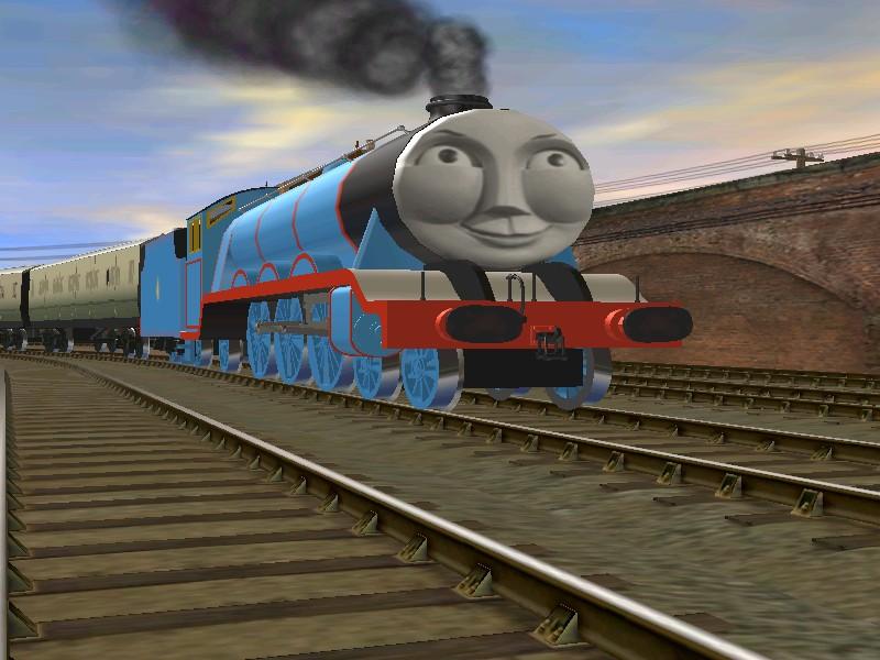 Trainz Gordon by 736berkshire on DeviantArt