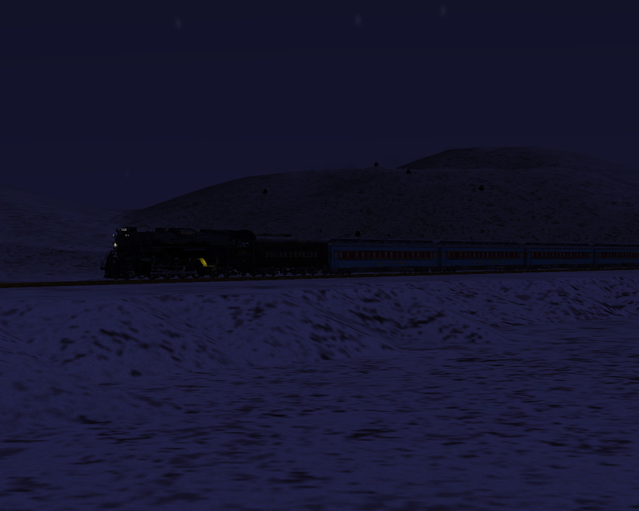 Wallpaper download free image search 3d - Msts Polar Express By 736berkshire On Deviantart