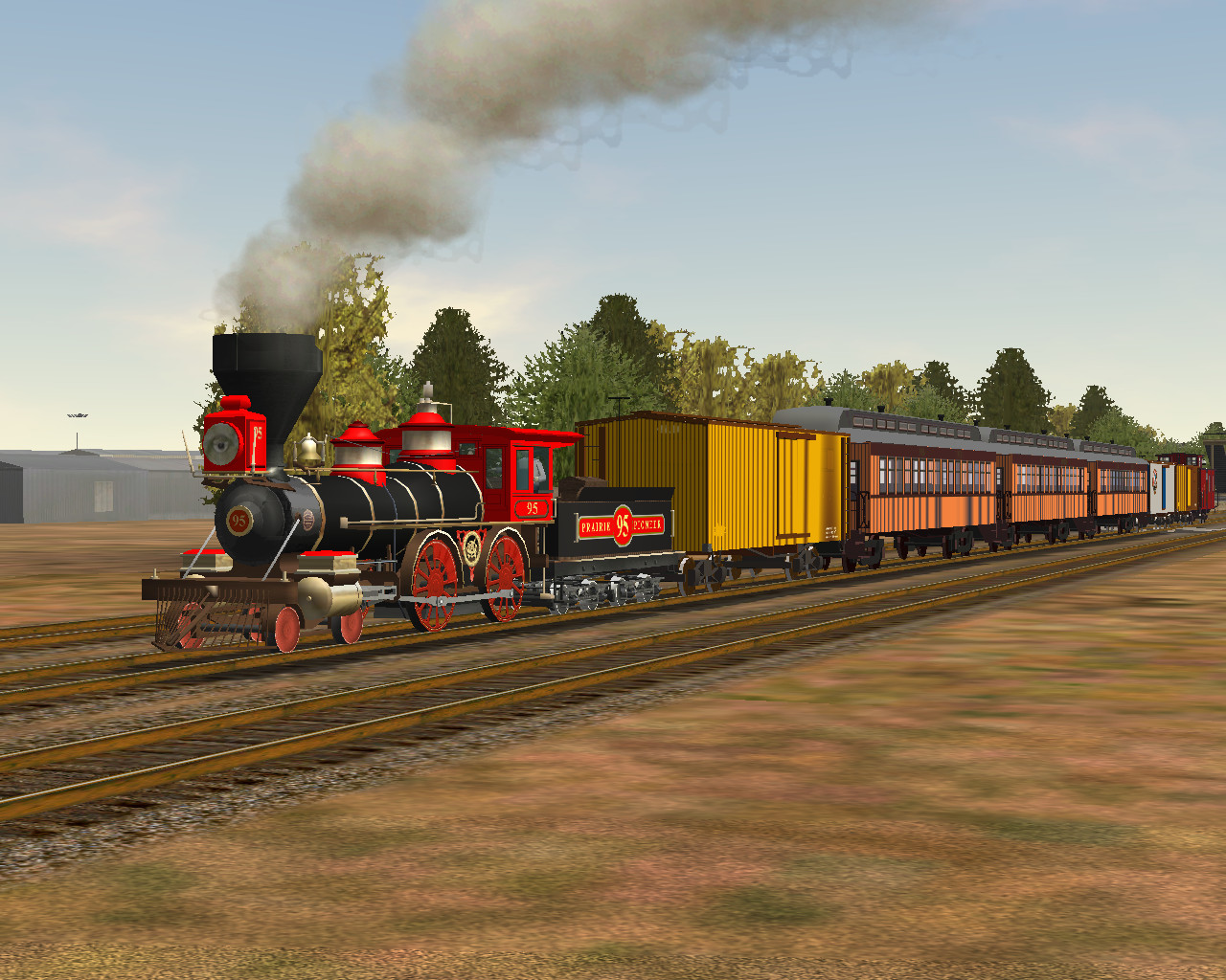 Toy Story 3 Train Games : Msts toy story train set by berkshire on deviantart