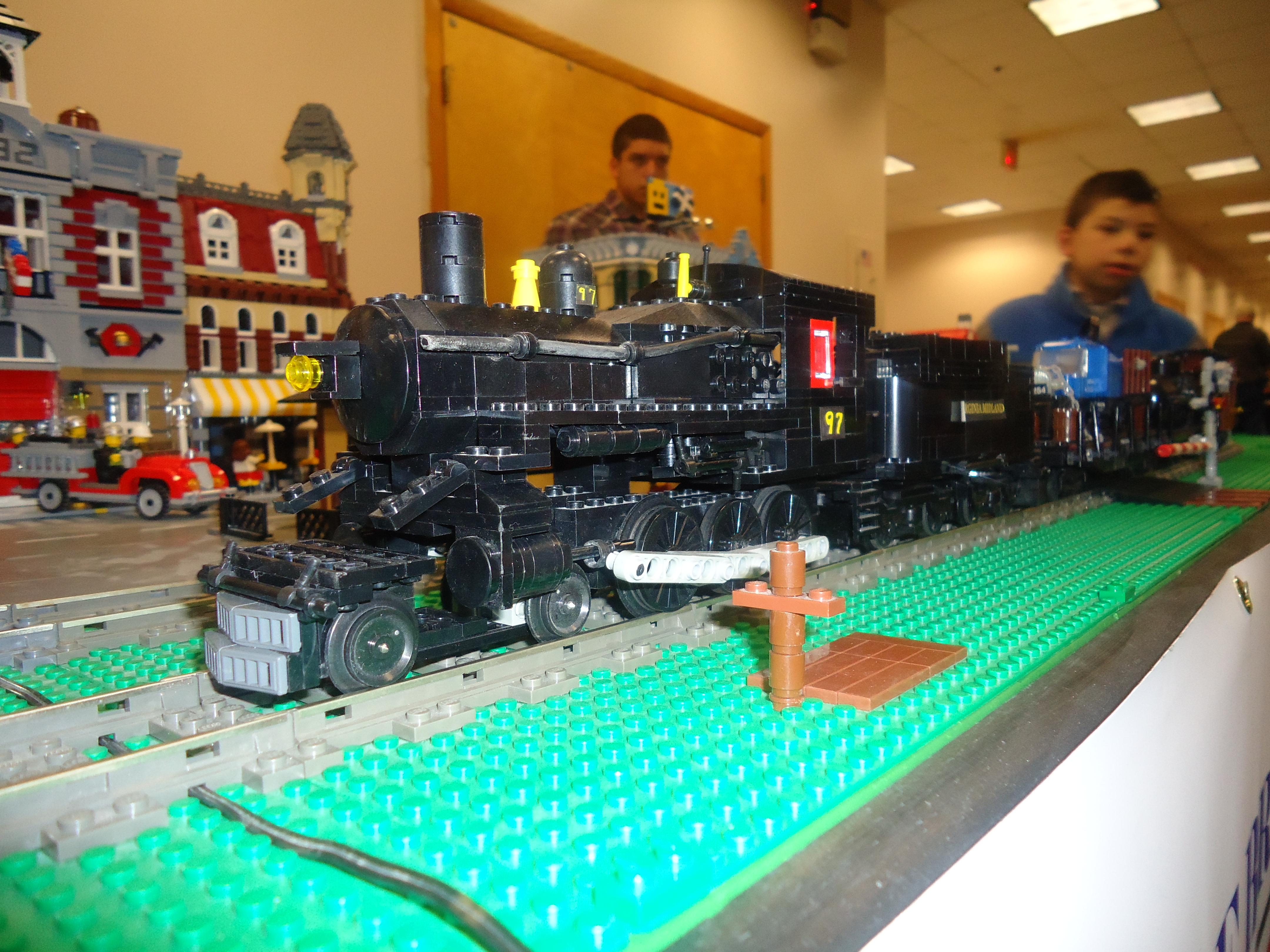 Greenberg Train Show On Long Island Soctober