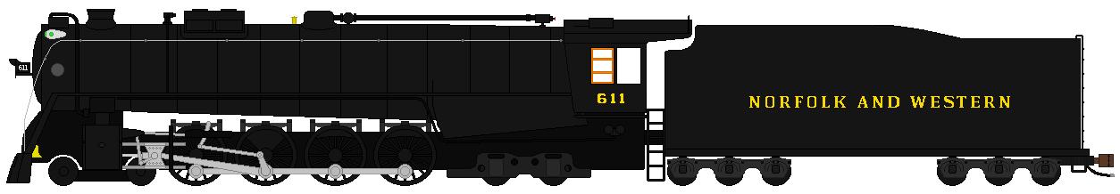 Unstreamlined 611 by 736berkshire