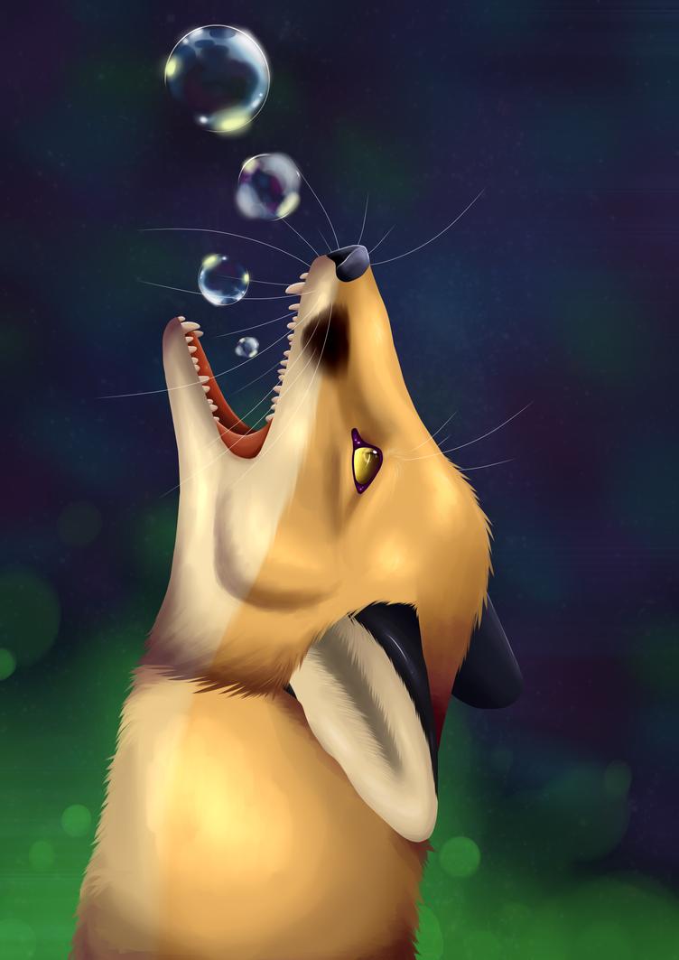 Bubbles by FigoFox